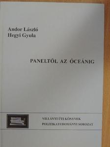 Andor László - Paneltől az óceánig [antikvár]
