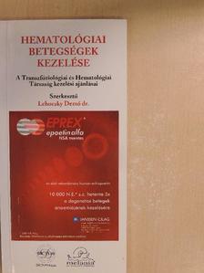 Dr. Borbényi Zita - Hematológiai betegségek kezelése [antikvár]