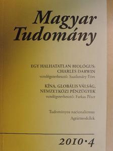 Aranyos Júlia - Magyar Tudomány 2010/4. [antikvár]