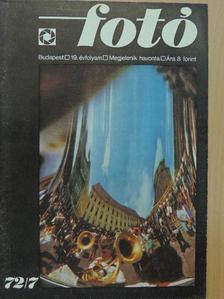 Ábel Péter - Fotó 1972. július [antikvár]