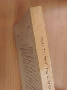Andics Erzsébet - Századok 1965/1-2. [antikvár]