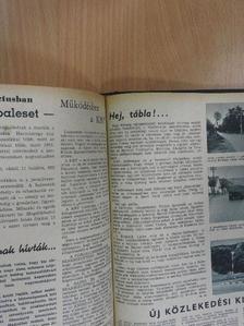 Liener György - Autó-Motor 1962-1963. (nem teljes évfolyamok) [antikvár]