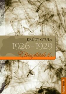 KRÚDY GYULA - Krúdy elbeszélések_V_1926-1929 [eKönyv: epub, mobi]