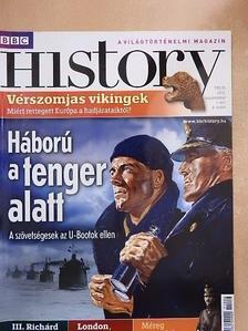 Erdélyi László - BBC History 2011. szeptember [antikvár]