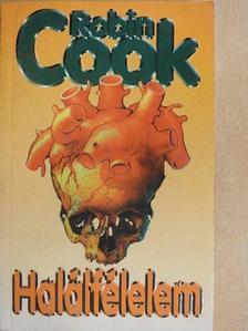 Robin Cook - Halálfélelem [antikvár]