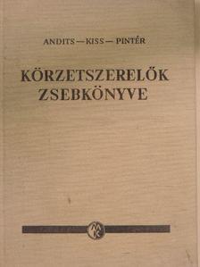 Andits Károly - Körzetszerelők zsebkönyve [antikvár]