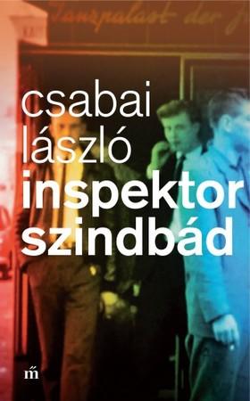 Csabai László - Inspektor Szindbád [eKönyv: epub, mobi]