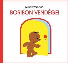 MARÉK VERONIKA- - Boribon vendégei