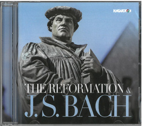 Bach - THE REFORMATION & J.S.BACH CD - FIX