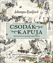 Johanna Basford - Csodák kapuja - Johanna rajziskolája