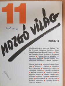 Almási Miklós - Mozgó Világ 2001. november [antikvár]