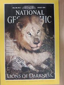Bill Bryson - National Geographic August 1994 [antikvár]