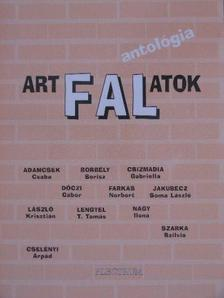 Adamcsek Csaba - Artfalatok [antikvár]