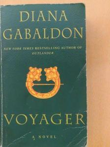 Diana Gabaldon - Voyager [antikvár]