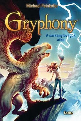 Michael Peinkofer - A sárkánylovagok átka - Gryphony 4.