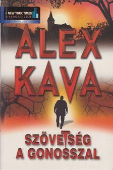 Alex Kava - Szövetség a gonosszal [antikvár]
