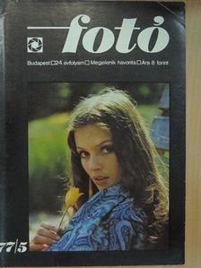 Bán András - Fotó 1977. május [antikvár]
