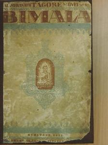 Rabindranath Tagore - Bimala [antikvár]