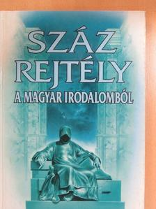 Buda Attila - Száz rejtély a magyar irodalomból [antikvár]