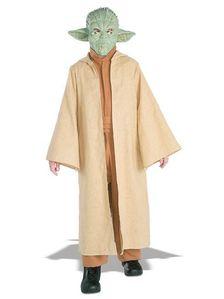 Rubies Star Wars Yoda jelmez maszkkal S