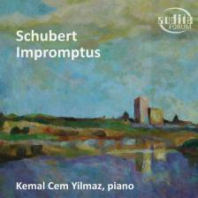 SCHUBERT - IMPROMTUS CD YILMAZ