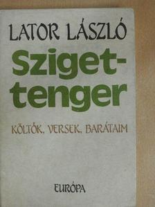 Lator László - Szigettenger [antikvár]