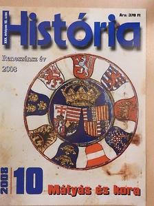 Csukovits Enikő - História 2008/10. [antikvár]