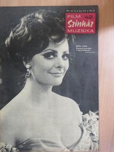 Bálint Endre - Film-Színház-Muzsika 1971. október 16. [antikvár]