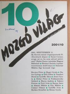 Almási Miklós - Mozgó Világ 2001. október [antikvár]