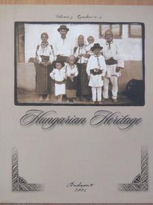 Pávai István - Hungarian Heritage 1-2/2002 [antikvár]
