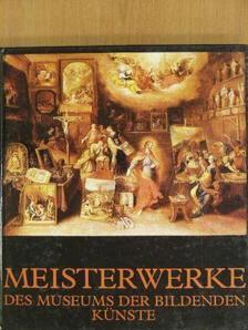 Aggházy Mária - Meisterwerke des Museums der Bildenden Künste [antikvár]