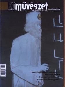 Aszalós Endre - Új Művészet 2008. január [antikvár]