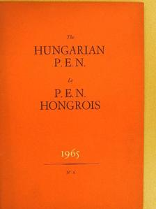 Edit Kerki - The Hungarian P.E.N.-Le P.E.N. Hongrois No. 6. [antikvár]