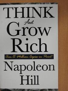 Napoleon Hill - Think and Grow Rich [antikvár]