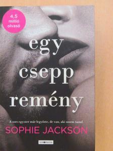 Sophie Jackson - Egy csepp remény [antikvár]