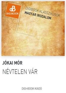 JÓKAI MÓR - Névtelen vár [eKönyv: epub, mobi]