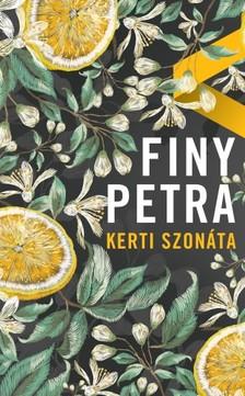 Finy Petra - Kerti szonáta [eKönyv: epub, mobi]