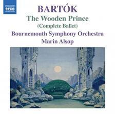BARTÓK - THE WOODEN PRINCE CD ALSOP, BOURNEMOUTH SYMPHONY ORCHESTRA