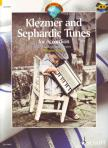 TRAD.ARR. MERIMA KLJUCO - KLEZMER AND SEPHARDIC TUNES FOR ACCORDION, 33 TRADITIONAL PIECES WITH ACC. CD