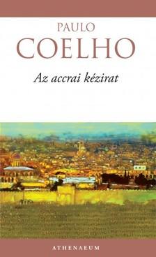 Paulo Coelho - Az accrai kézirat [eKönyv: epub, mobi]