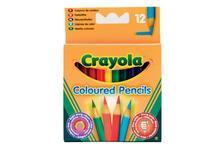 Színes ceruza kicsi 12 db