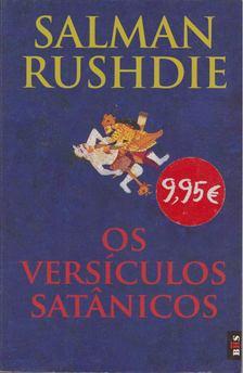 Salman Rushdie - Os Versículos Satanicos [antikvár]
