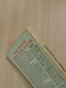Arthur C. Clarke - Argosy February 1959 [antikvár]