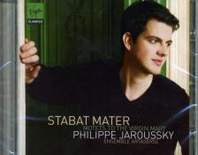 GRANDI,LEGRENZI,CAVALLI - STABAT MATER - MOTET TO THE VIRGIN MARY CD PHILIPPE JAROUSSKY