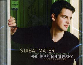 GRANDI,LEGRENZI,CAVALLI - STABAT MATER - MOTET TO THE VIRGIN MARY CD PHILIPPE JAROUSSKY