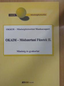 Bényei Sándor - OKAIM - Módszertani Füzetek II. [antikvár]