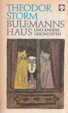 Theodor Storm - Bulemanns Haus [antikvár]