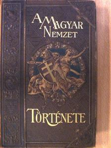 Marczali Henrik - A magyar nemzet története VIII. [antikvár]