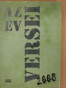 Anavi Ádám - Az év versei 2008 [antikvár]
