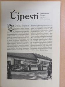 Buda Attila - Újpesti Helytörténeti Értesítő 2016. június [antikvár]